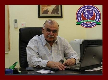 Dr. Farrukh Seir Executive Director PIRS, Islamabad, Pakistan