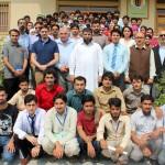 CBM Team Visit To PIRS