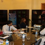 Regional Advisor & National Program Manager UNODC visit PIRS