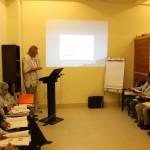 MR. MANU VAN DYCK-(CBM Physical Rehabilitation advisor) visit to PIRS