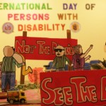 POSTER COMPETITION ON INTERNATIONAL DAY OF PERSONS WITH DISABILITIES AT PAKISTAN INSTITUTE OF REHABILITATION SCIENCES