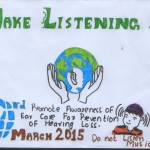 International Ear and Hearing care day