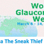 OBSERVANCE OF THE WORLD GLAUCOMA WEEK (08 March-14 March)