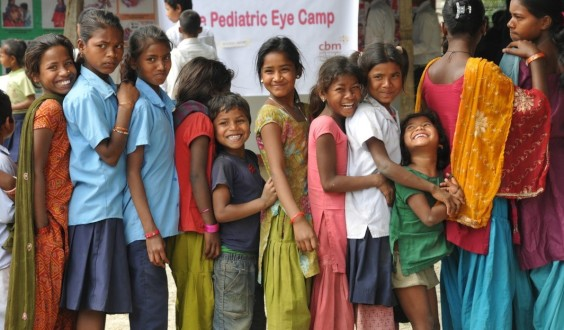 Pedriatic Eye and Ear Camp