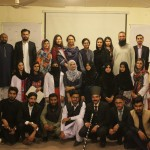IQBAL DAY CELEBRATION HELD AT  PIRS