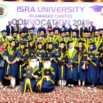 3rd Convocation of ISRA University Islamabad Campus