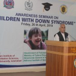 "Awareness Seminar on ""CHILDREN WITH DOWN SYNDROME"""
