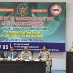 Educational Conference with Heads of Academic Institutions to Formulate Joint Mechanism to Counter Narcotics and Drug Abuse